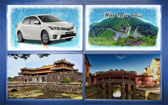 Hue to Hoi An private car
