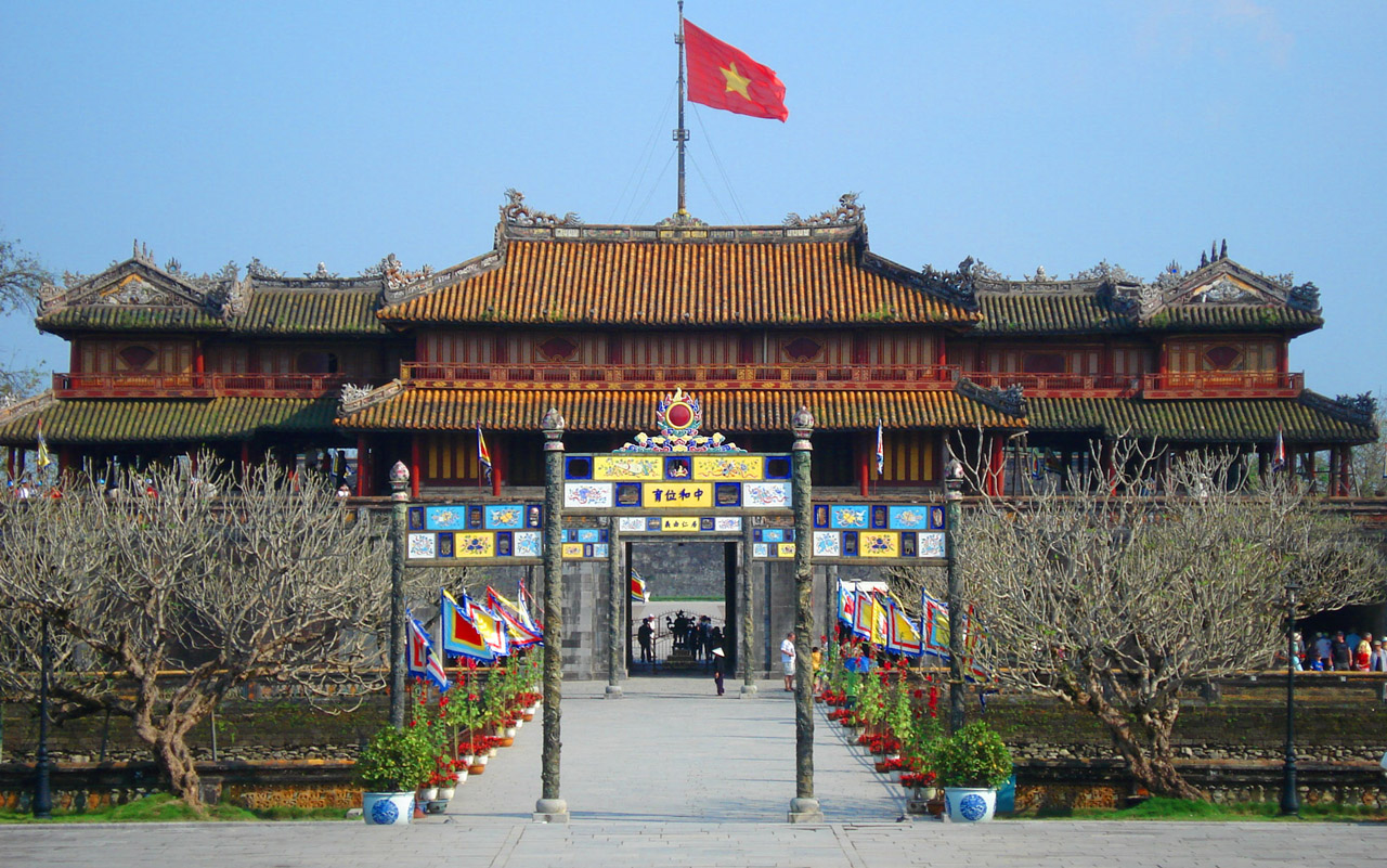Hue vietnam is a historical city