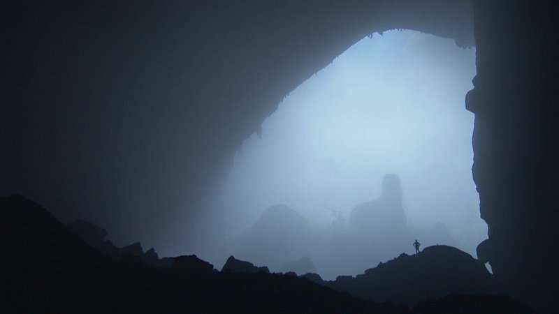 Son doong cave quang Binh Viet Nam