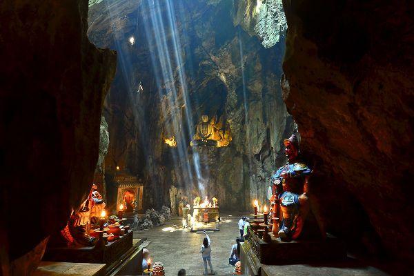 marble mountain Da Nang Vietnam