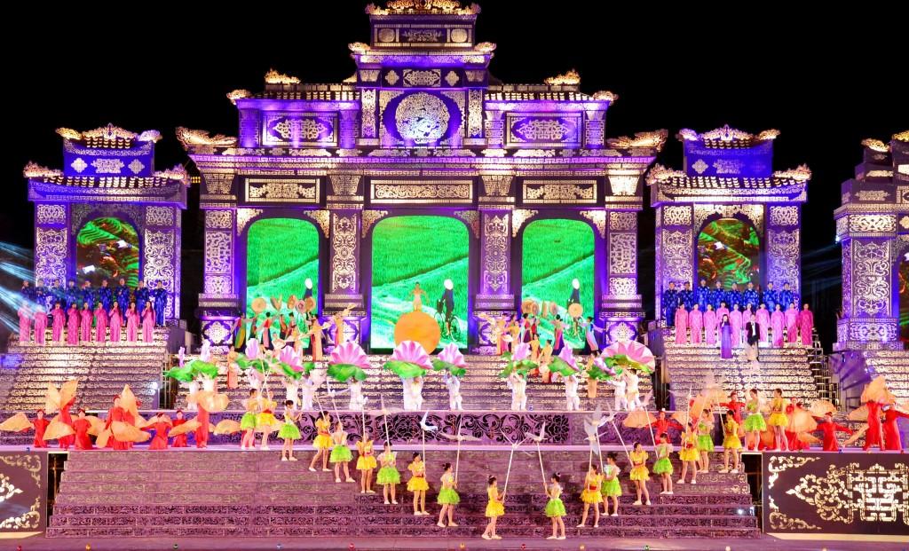 festival- city of Hue