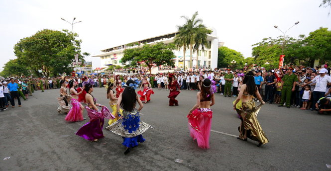 Amazing Hue festival Viet nam