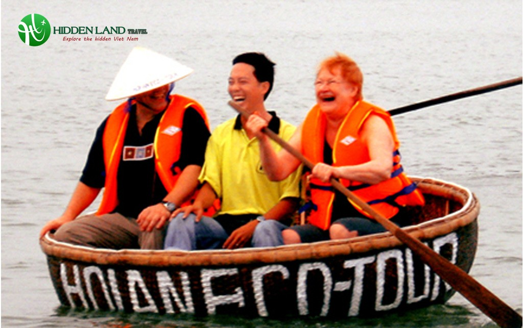 Hoi an fishing tour one day