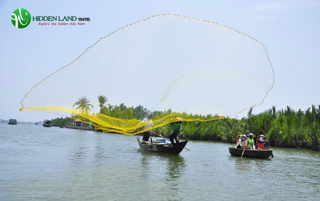 amazing Hoi an fishing tour