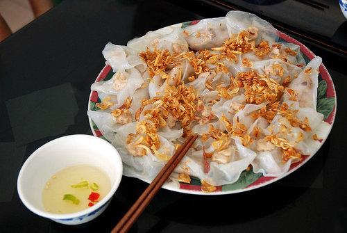 banh bao- hoi an street food