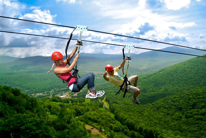 zip line-in hue to phong nha tour private-car