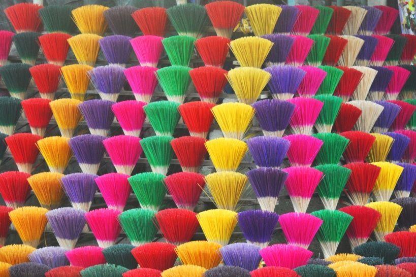 hue incense village showroom