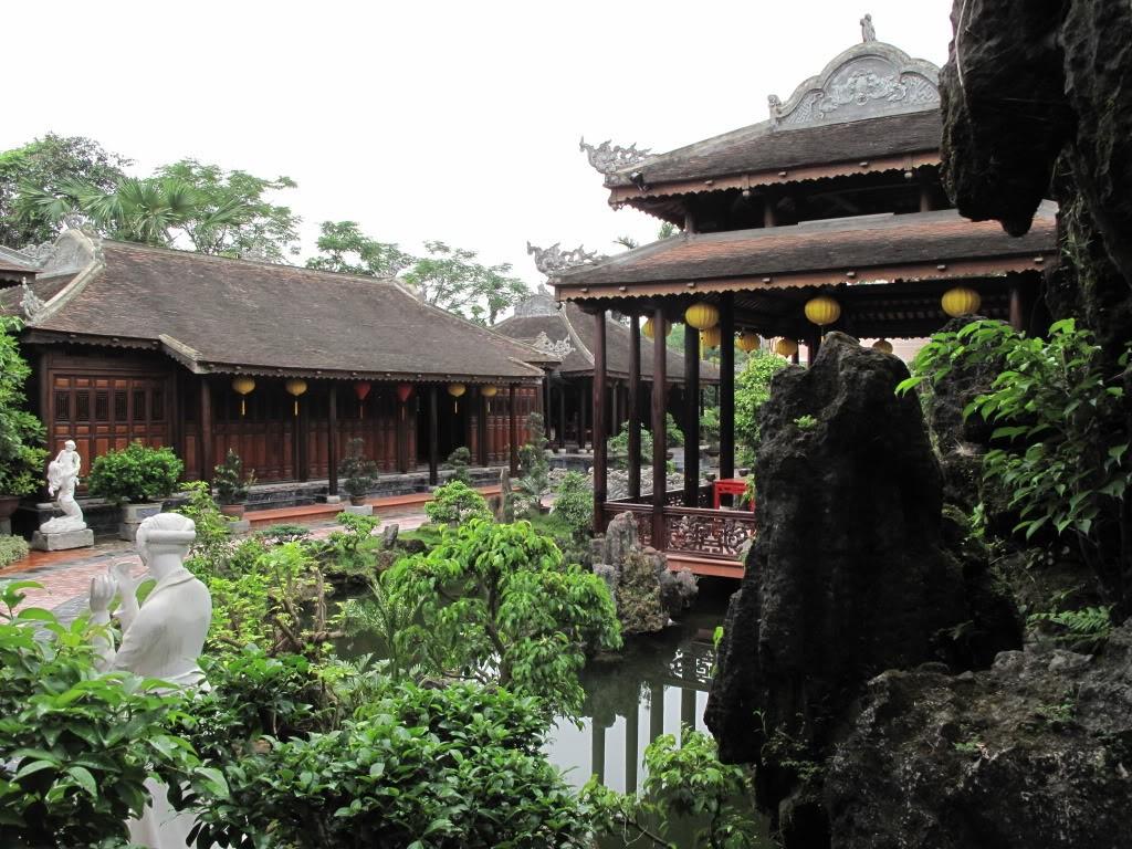 phuoc tich ancient village hue