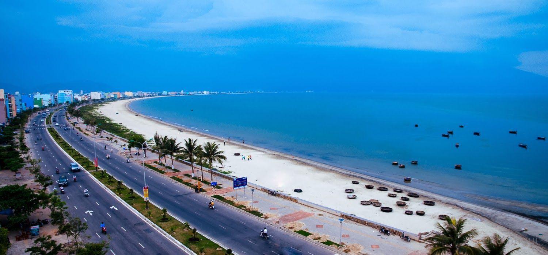thuê xe máy huế đi đà nẵng thăm bãi biển mỹ khê
