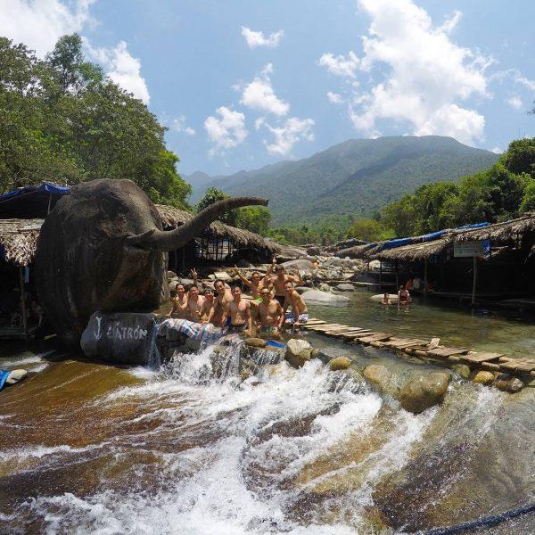 Suối Voi Huế – Thiên Đường Giải Nhiệt Cho Mùa Hè Nóng Nực